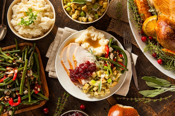 Mattison's Open on Thanksgiving Day in Sarasota & Bradenton
