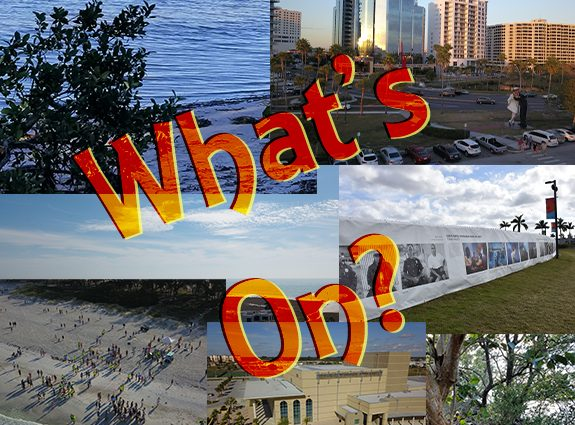 What's On? The Suncoast This Week, 11/23 – 11/30