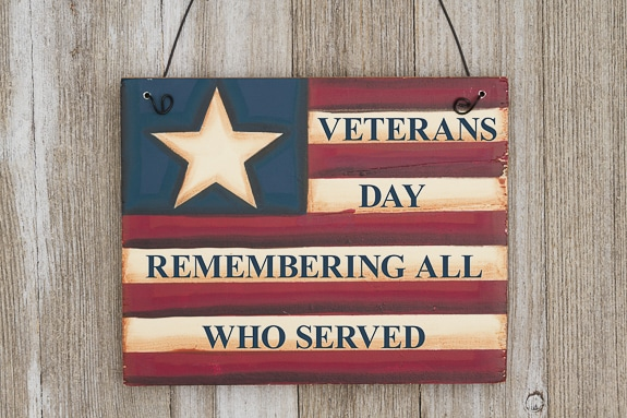 Happy Veterans Day from The Sarasota Post