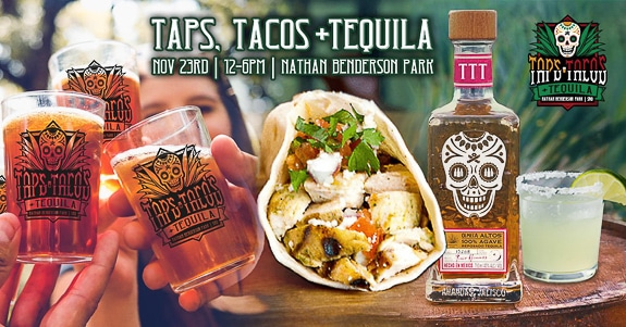 Taps, Tacos + Tequila at Nathan Benderson Park in Sarasota, FL