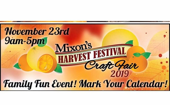 Harvest Festival Craft Fair at Mixon's in Bradenton, FL