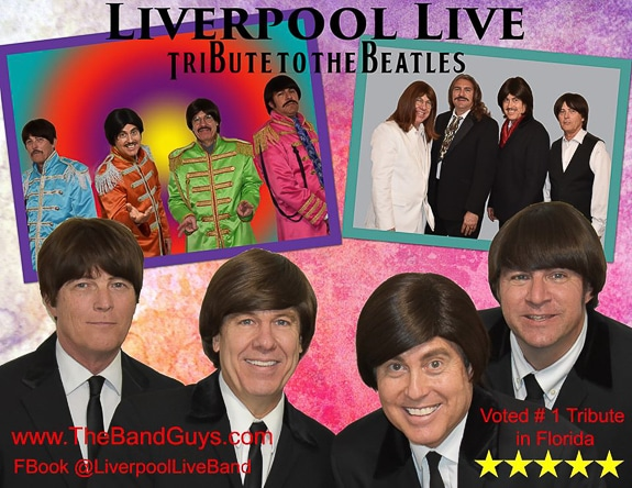 Liverpool Live (Beatles) at Stottlemyer's Smokehouse in Sarasota, FL