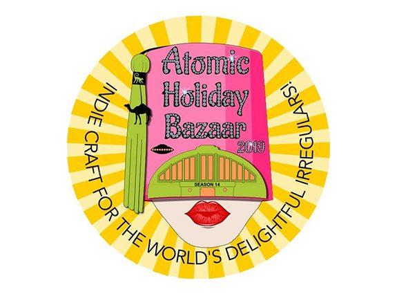 Atomic Holiday Bazaar Returns To Sarasota For Season 14 This Weekend!