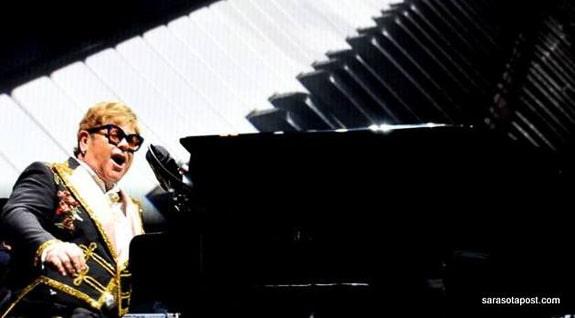 Elton John at the Amway Center