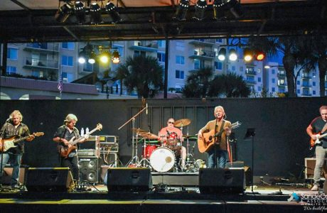 The Billy Rice Band Performs Their Final Show of the Decade in Bradenton on December 18