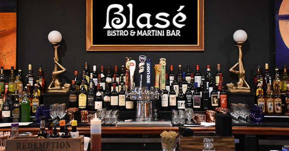 Blasé Bistro & Martini Bar in Sarasota Celebrates Christmas & New Year's Eve
