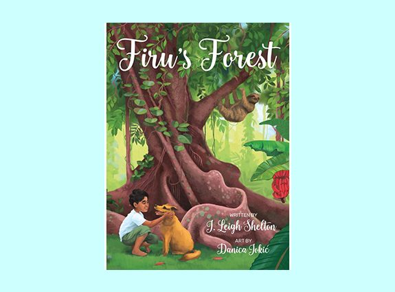 "From Friendship to ""Firu's Forest"" – How a Children's Book Was Born in Sarasota"