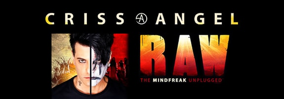 Criss Angel brings his magic to Ruth Eckerd Hall