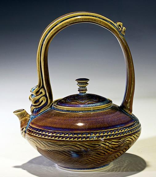 "Greg Johnson ""Teapot Caribbean"""