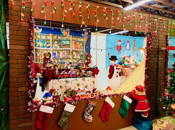 How About An Old-Fashioned Christmas At The Florida Flywheelers?