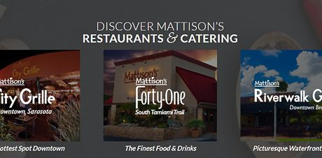 Mattison's Restaurants Offers Several Holiday Festivities and Menu Options