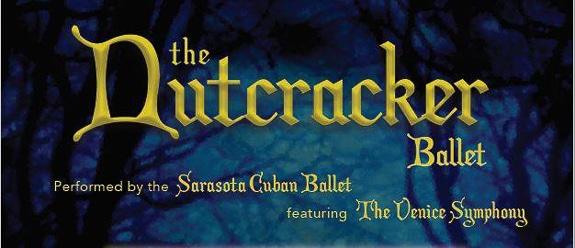 Sarasota Cuban Ballet Nutcracker featuring the Venice Symphony