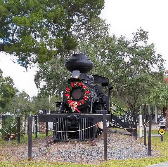 An Old Florida Christmas at Manatee Village Historical Park