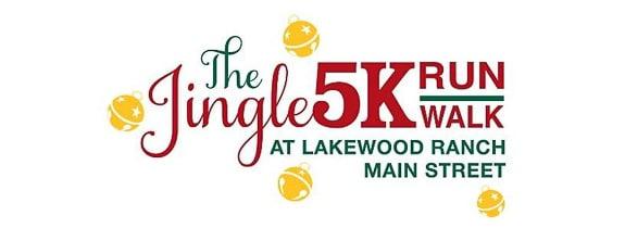 2019 The Jingle 5K on Lakewood Main Street