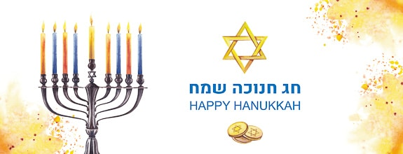 Happy Hanukkah from The Sarasota Post