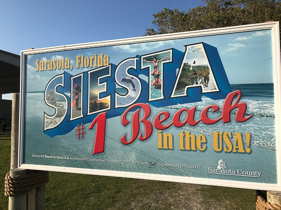 Siesta Key is home to one of America's greatest beaches
