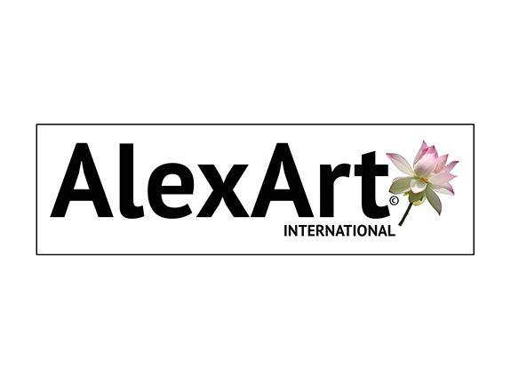 'Worlds within Worlds' Reception at AlexArt International Art Gallery in Sarasota, FL