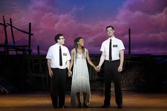 "Broadway Smash ""Book of Mormon"" Hits the Stage at Van Wezel Performing Arts Hall in Sarasota, FL"