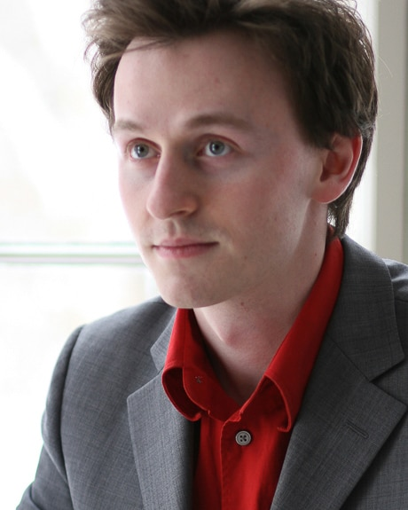 Igor Lovchinsky, pianist, composer and improviser performs with the Chopin Project.