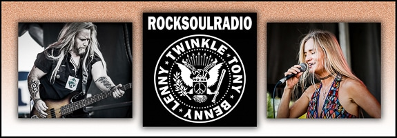 Twinkle & Rock Soul Radio are performing at Englewood Seafood & Music Festival