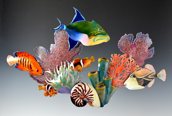 Jim Flood - Marine Fish and Seafans