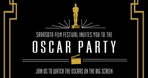 Sarasota Film Festival Presents the 2020 Oscar Party