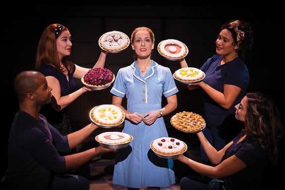 """Waitress"" Serves Up Laughs, Heart and Pies at Van Wezel Performing Arts Hall in Sarasota"