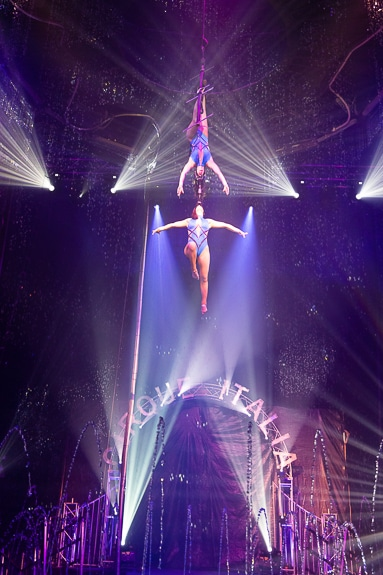 Leidy Astaiza and Vanesa Ferrari - Aerial Perch Duo