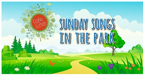 Sunday Songs in the Park with Trevor Bystrom