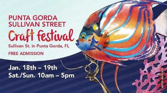 Craft Festival in Punta Gorda, FL