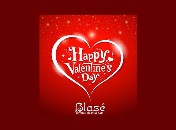 Blasé Bistro in Sarasota Featuring 20 Plates for under $20 For Valentine's Day