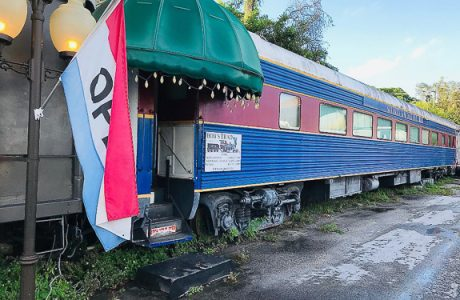 Bob's Train - it's a True Hidden Gem in Sarasota