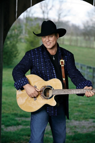 John Michael Montgomery plays Saturday at The De Soto Food & Music Festival at Nathan Benderson Park in Sarasota, FL