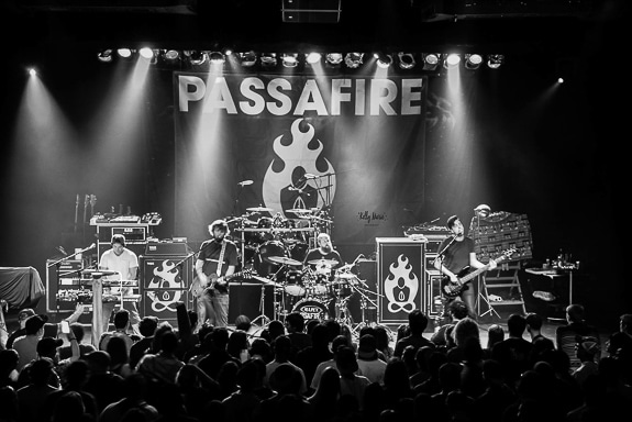 Passafire plays Sunday at The De Soto Food & Music Festival at Nathan Benderson Park in Sarasota, FL