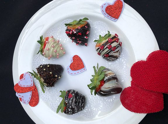 The Love is in the Food at Mattison's Restaurants this Valentine's Day!