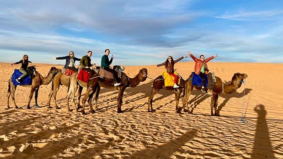 Morocco- A Hidden Gem Explored by Sarasota Family