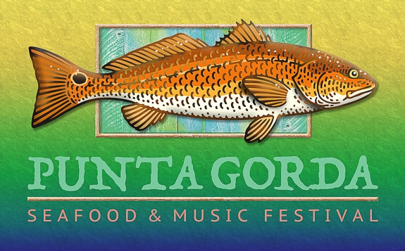 Live Music, Delicious Food & Total Relaxation Take Center Stage at the Premiere of the Punta Gorda Seafood & Music Festival