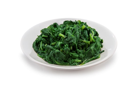 Pregnant women should cook their greens thoroughly to avoid possible bacterial infection.
