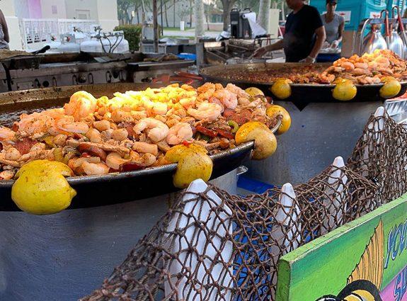 Weekend Fun at Punta Gorda Seafood & Music Festival