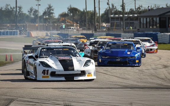 March is for Racing in Highlands County, FL