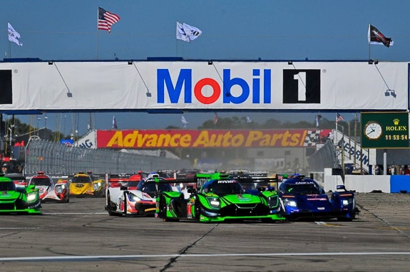 The best sports cars in the world will be at SuperSebring 2020, highlighted by the Mobil One 12 Hours of Sebring Presented by Advance Auto Parts