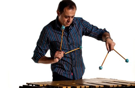 Jazz Vibraphonist Errol Rackipov Coming to Fogartyville in Sarasota
