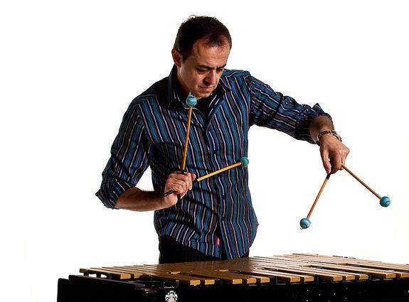 Jazz Vibraphonist Errol Rackipov Coming to Fogartyville in Sarasota
