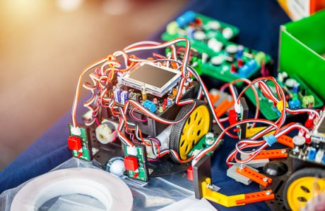 Remote Control Custom Car Open for Students in Sarasota