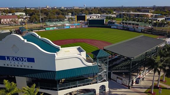 Lecom Park Bradenton, FL