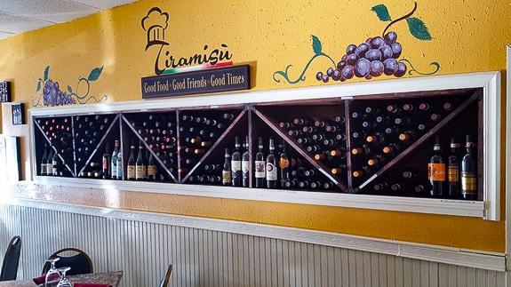 Wonderful Wine Dinner at Tiramisu in Bradenton, FL