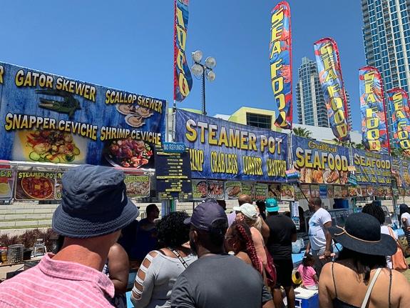 Punta Gorda Seafood & Music Festival