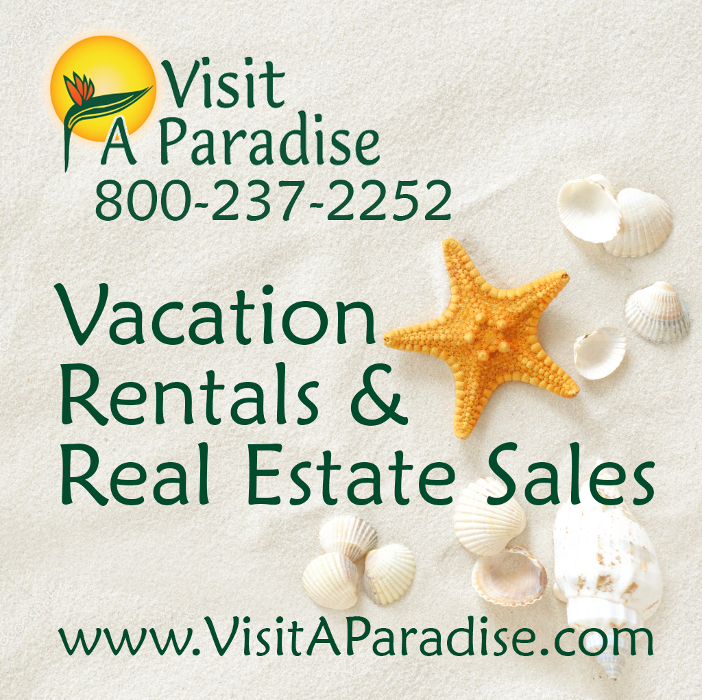 Visit A Paradise - Vacation Rentals & Real Estate Sales