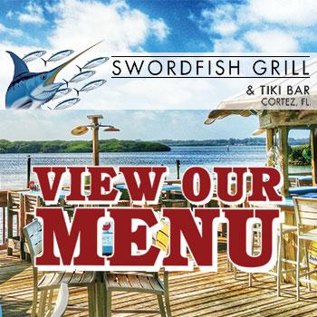 Swordfish Grill & Tiki Bar, Cortez, FL