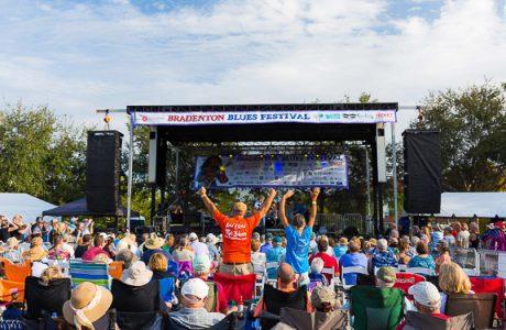 Dates Set For This Year's Bradenton Blues Festival